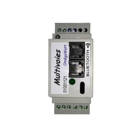 Concentrateur Multivoies BT