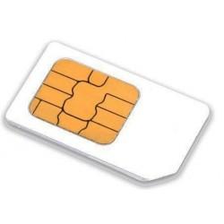 Carte SIM pour Modem GPRS/3G