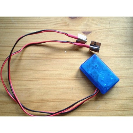 Capteur sans fil Multivoies (2TempContact)