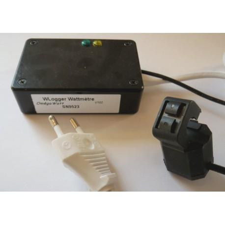 Capteur sans fil Multivoies (Wattmètre tore)