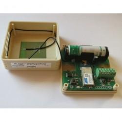 Capteur sans fil Amplifié (Temp/Hygro interne)